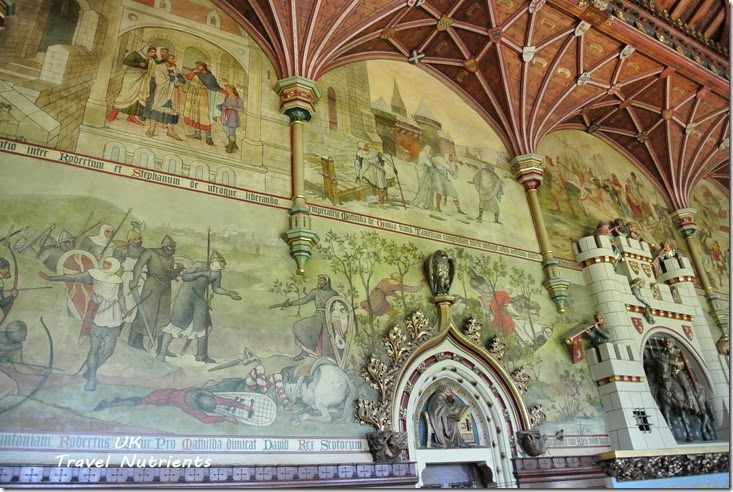 Cardiff Castle 卡地夫城堡  (8)