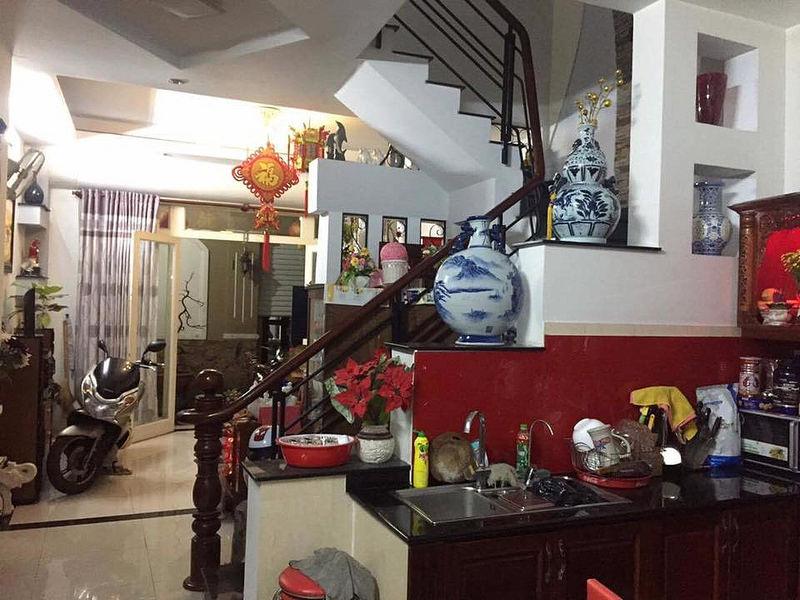 Bán nhà hẻm Hoàng Hoa Thám Phú Nhuận Sài Gòn 003