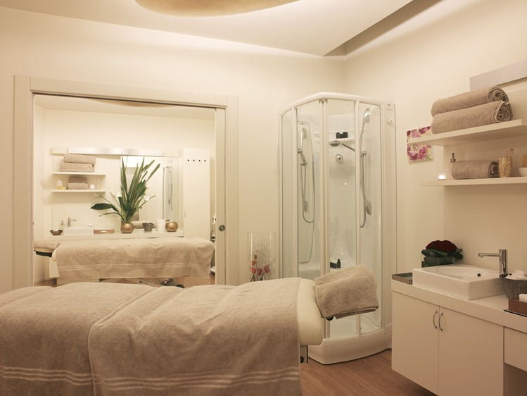 Spiga 8 Spa_treatment room