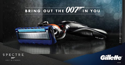 CONGRATULATIONS to Lyn Watts the winner of Gillette James Bond Promotion at