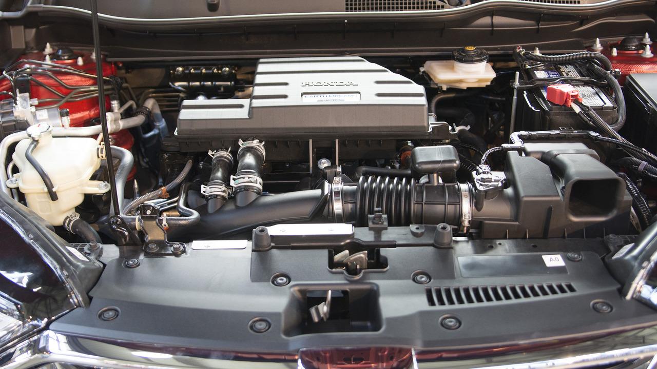 Xe Ô tô Honda CR V Thế Hệ Mới 016