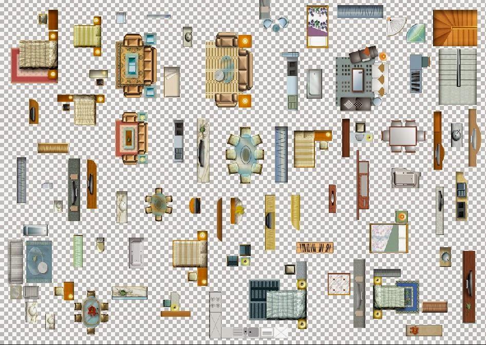 Furniture photoshop file