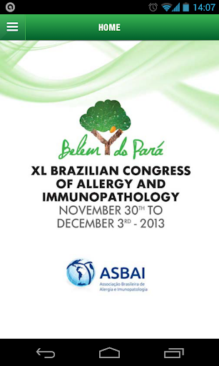 Congresso de Alergia 2013