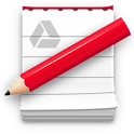 MobisleNotes Gdrive - Notepad icon
