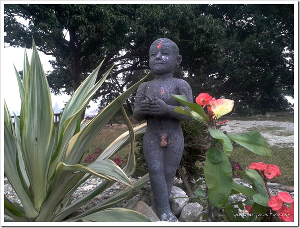 A little boy - Shramik Park - Gaighat Udayapur