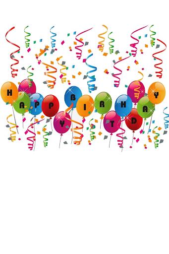 快乐的生日愿望