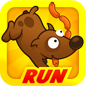 Space Dog Run - Endless Runner