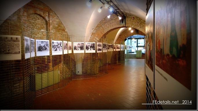 Mostra per gli ottant'anni di vita della scuola primaria Umberto I -Alda Costa a Ferrara, Foto1