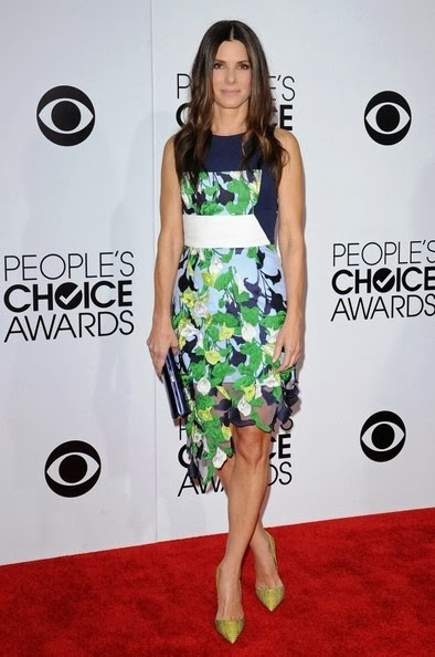 Sandra Bullock People s Choice Awards 2014