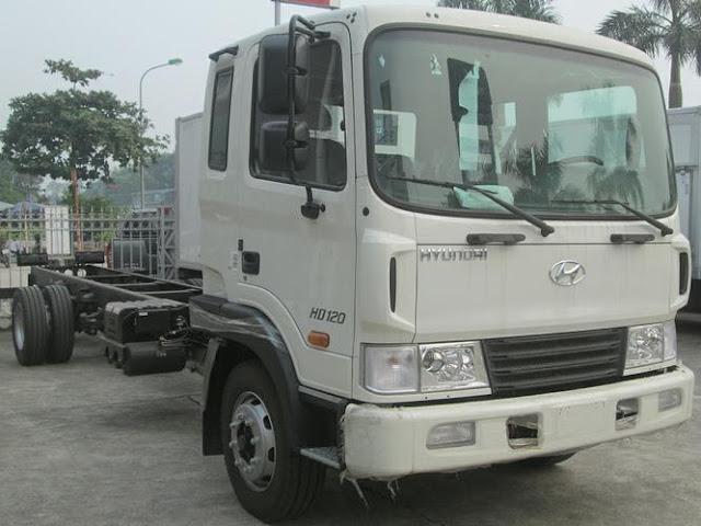 Hyundai HD120 nhập khẩu