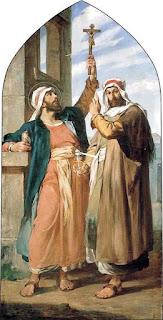 26 Tháng Chín: Thánh Cosma và Đamianô