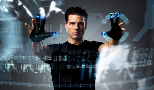 minority report motion controls