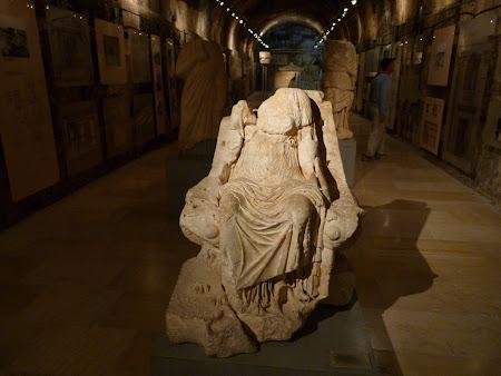 Imagini Liban: Muzeu Baalbek.JPG