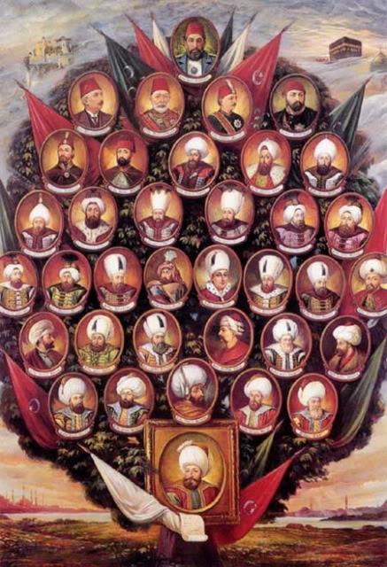 Osmanlı Tarihinin Sultanları Belgesel