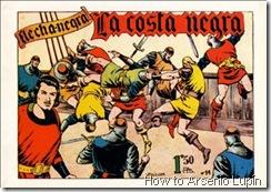 P00014 - Flecha Negra #14