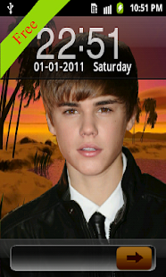 Justin Biber Go Locker - screenshot thumbnail