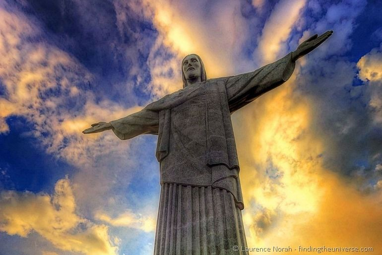 Tips for visiting and getting to Christ the redeemer Rio Brazil