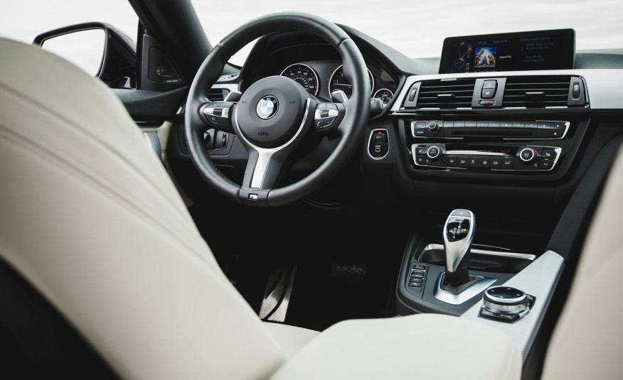 Xe BMW 420i Gran Coupe new model 010