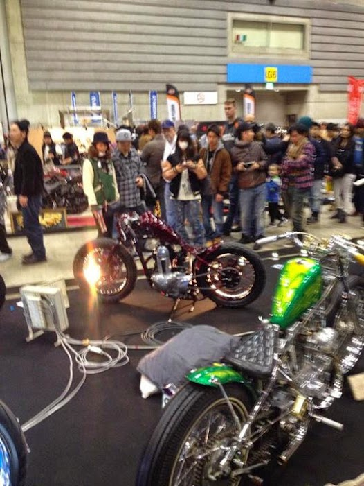 image - YOKOHAMA HOT ROD CUSTOM SHOW 2014 道中記 当日編