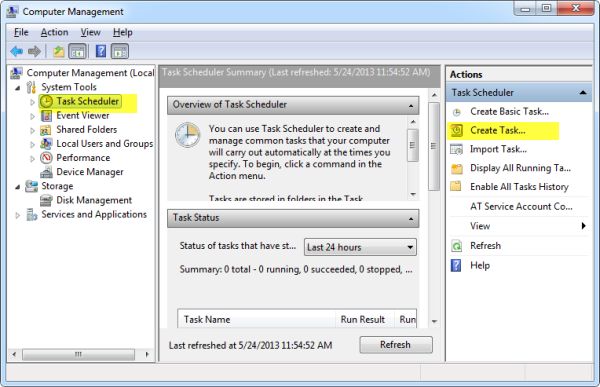 Make Specific Programs Bypass the UAC in Windows - Instant