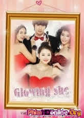 Glowing She - My Shining Girl / Sunshine Girl