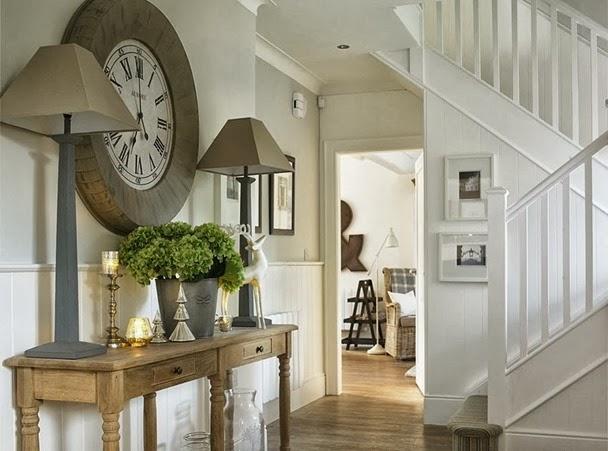 Shabby and charme le bellissime fotografie di interni for Case stile inglese interni