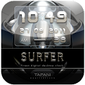Digital Alarm Clock SURFER