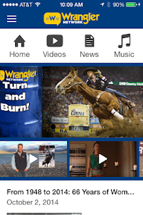 Wrangler Network- screenshot thumbnail