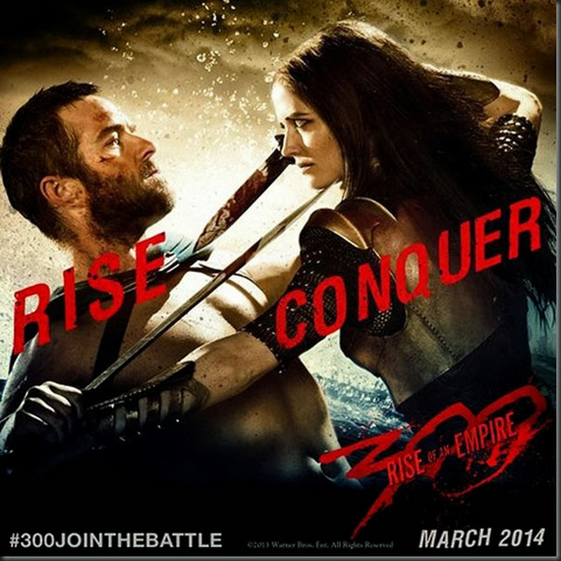 "New Trailer Rises for ""300: Rise of an Empire"""