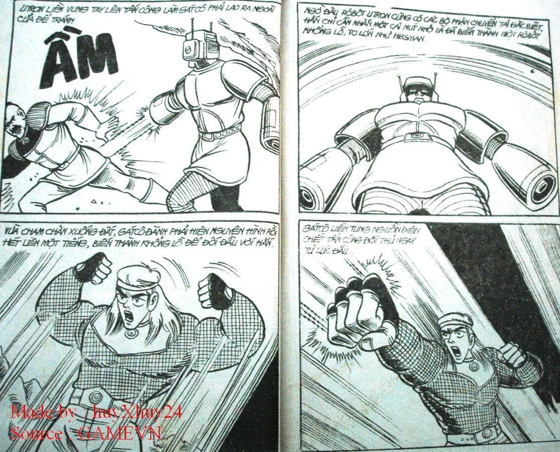 Dũng Sĩ Hesman chap 26 trang 19