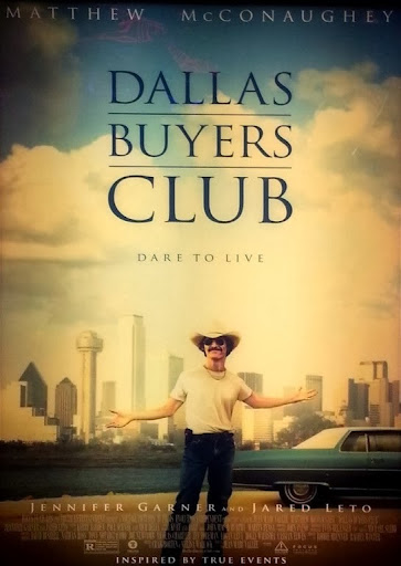 The Virtual Nihilist Dallas Buyers Club Movie Review
