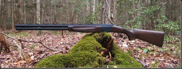 Wood Trekker: CZ Upland Ultralight Shotgun Review