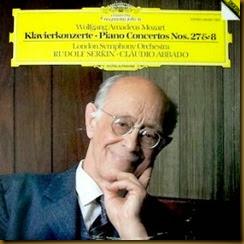 Mozart 27 Serkin Abbado