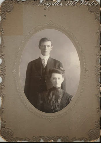 Orville Bartle and Belle Hird Moorhead antiques