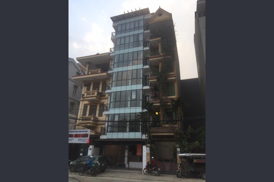 Cho thuê căn hộ chung cư Mặt Tiền đường Trần Thủ Độ Quận Tân Phú 01