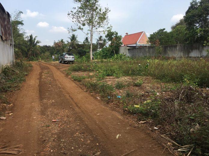Bán đất vườn đường Hồ Thị Hương Thị xã Long Khánh 01