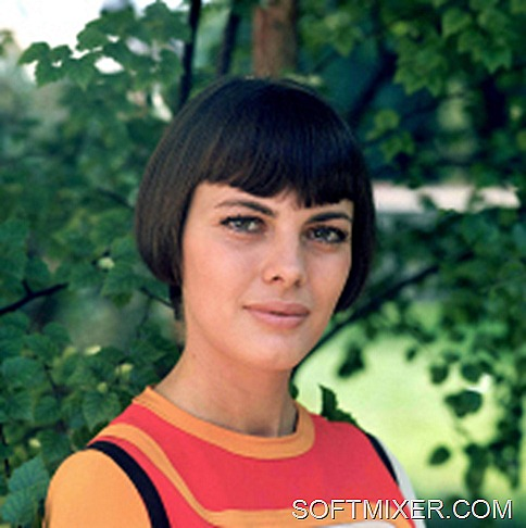 00/00/1960. ARCHIVES: MIREILLE MATHIEU, ANNEES 60