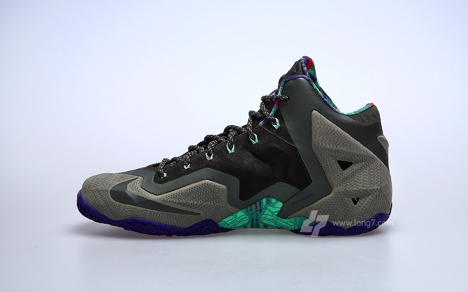 differently c5a22 77d37 ... Upcoming Nike LeBron XI Terracotta Warrior in Full Detail ...