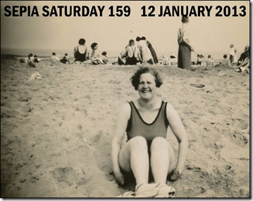 Sepia Saturday 159 January 12, 2013