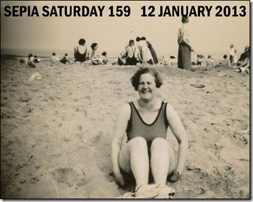 Sepia Saturday 159 January 12, 2013