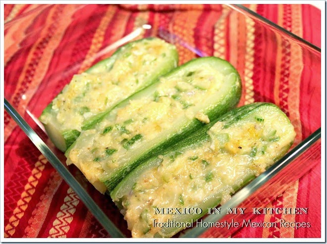 Cheese Stuffed Zucchini | Quick and Easy