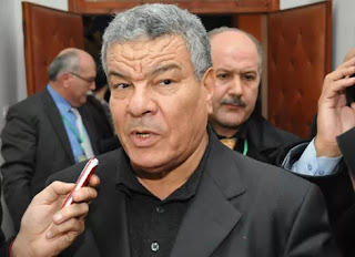 Plainte du DRS contre Amar Saâdani