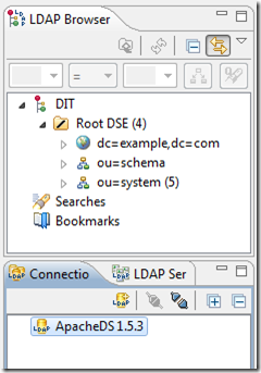 How to Create an LDAP Server From Apache Directory Studio