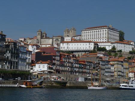 Obiective turistice Portugalia: centru vechi Porto