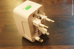 International Adapter 23