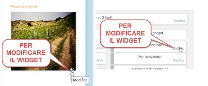 modificare-widget