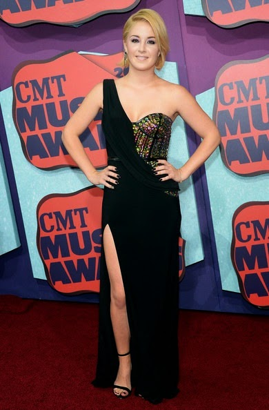 Maggie Rose Arrivals CMT Music Awards