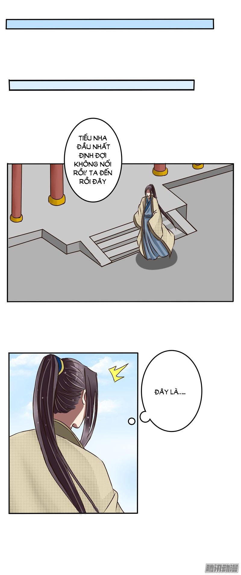 Thông Linh Phi Chap 027