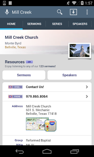 Mill Creek Church