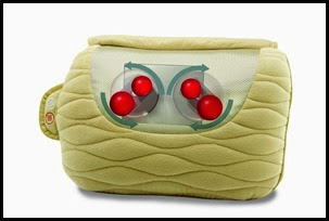 Our Village Is A Little Different The Homedics Shiatsu